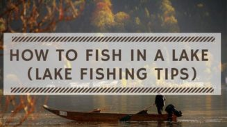 How to Catch Fish in a Lake. How to Fish in a Lake. Lake Fishing Tips.